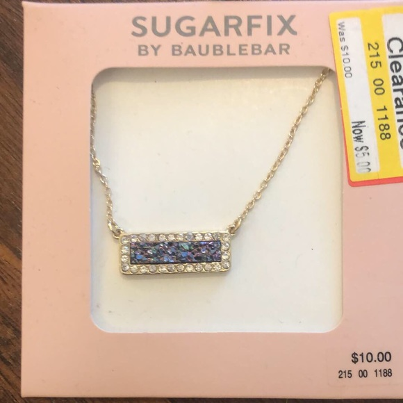 Sugarfix by BaubleBar for Target NWT